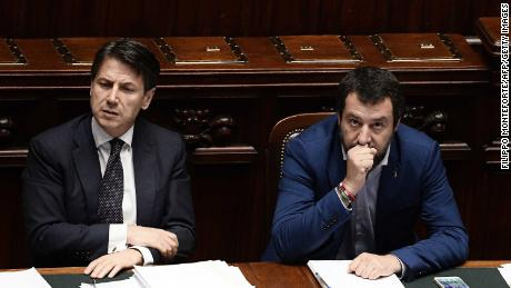 Italian Prime Minister says he must resign