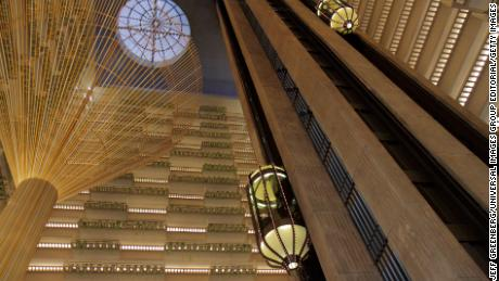 Atlanta police said a man reportedly exposed himself to an employee at the Hyatt Regency hotel before falling to his death.