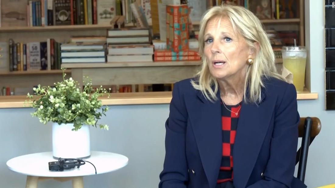 How Jill Biden gave away the secret to Joe Biden's 2020 plan