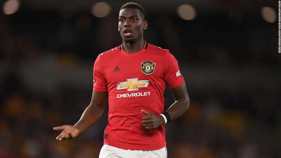 Paul Pogba: Manchester United vows to take action after star targeted by racist abuse on social media