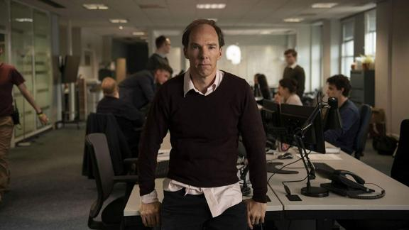 Cummings was played by Benedict Cumberbatch in 'Brexit: The Uncivil War.'