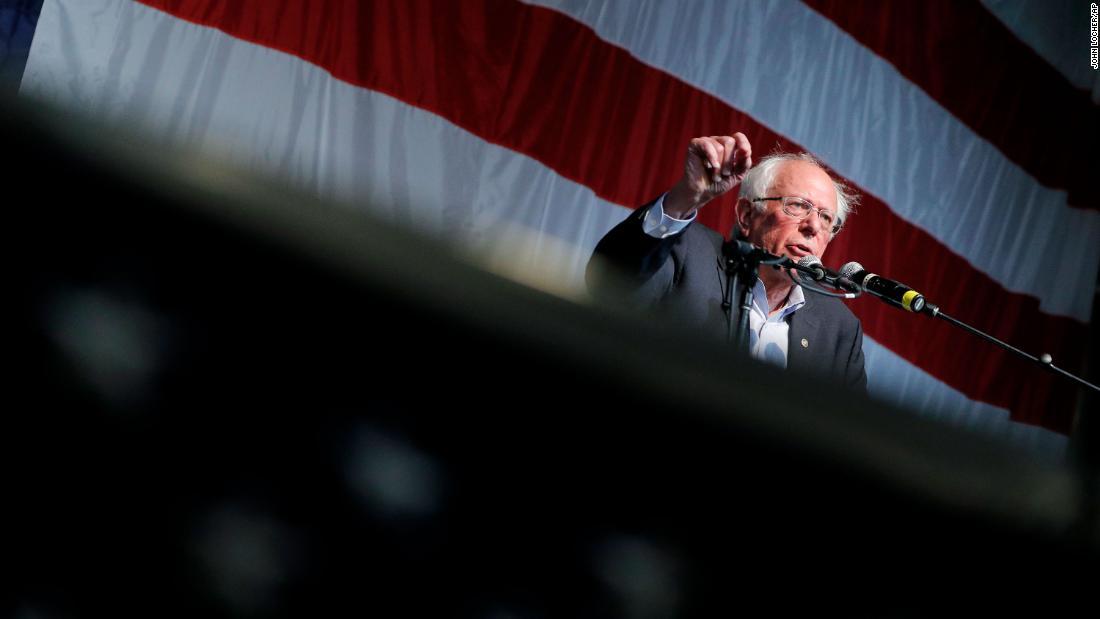 Bernie Sanders introduces labor plan to broaden union power