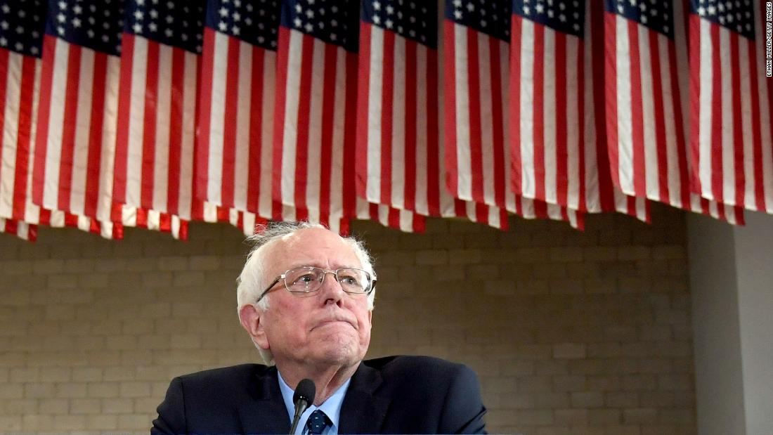 Bernie Sanders shares personal moment with veteran struggling with $139,000 in health care debt