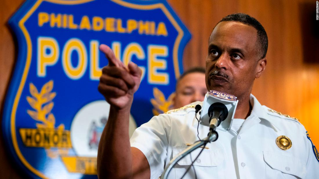 Philadelphia police commissioner resigns