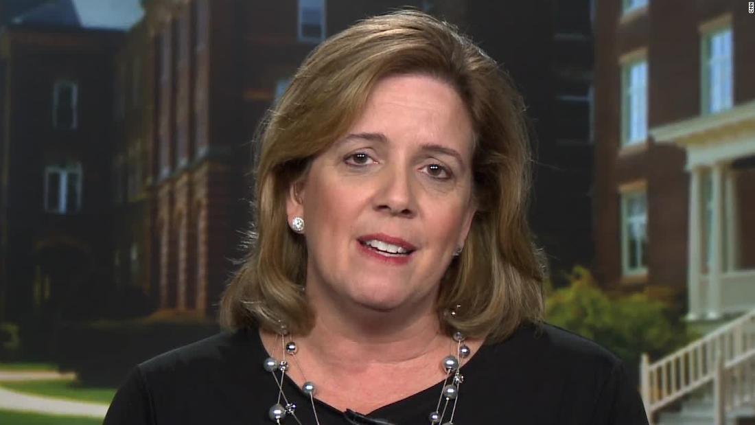 Board member leaves GOP group over Trump endorsement