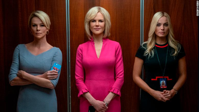 Bombshell' trailer shows women of Fox News preparing for a fight - CNN