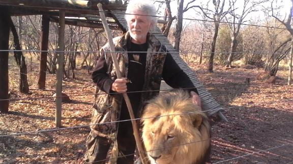 Leon van Biljon was killed by lions at the Mahala View Lion Lodge on Tuesday.
