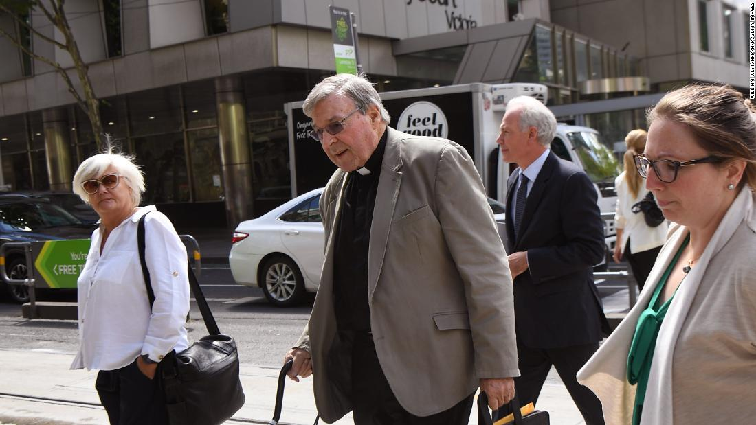 Australia's High Court agrees to hear Cardinal George Pell's appeal on child sex charges