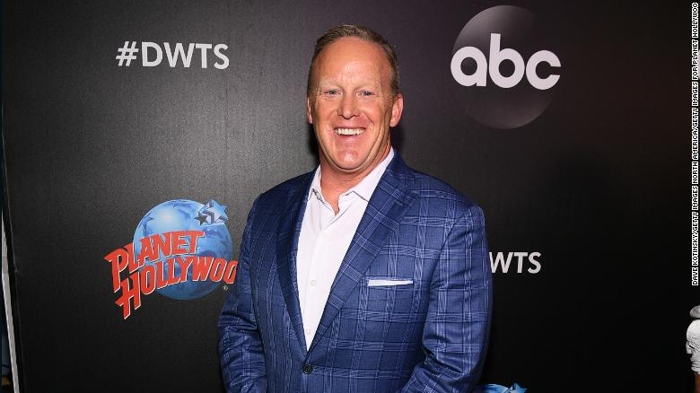 'Dancing with the Stars' casts Sean Spicer