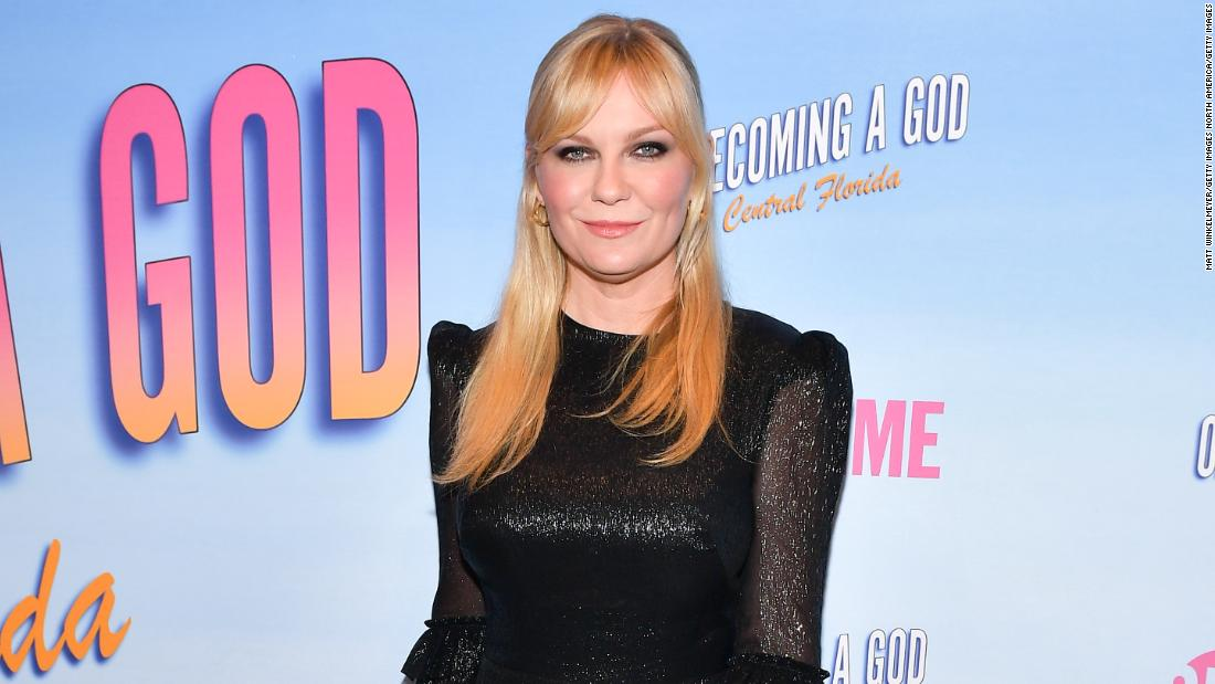 Kirsten Dunst discovered it's harder to make TV than movies with new Showtime series