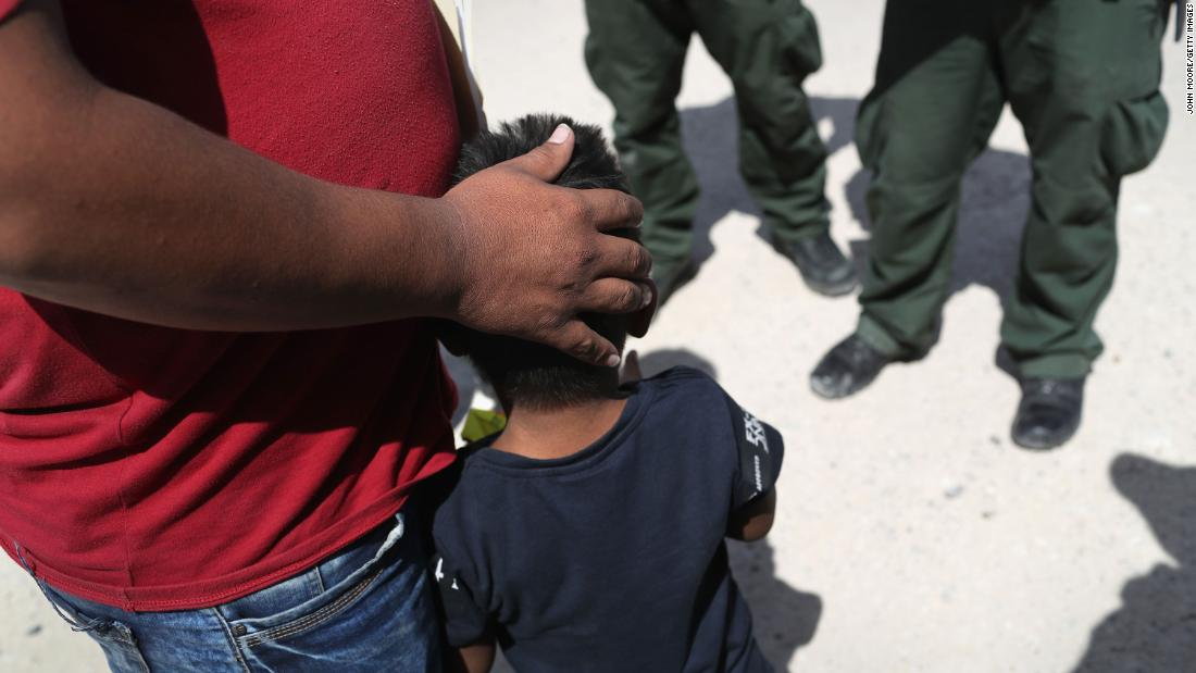 Lawyers have not been able to reach the parents of 545 children who had been separated from their families by US border officials between 2017 and 2018, according to a new court filing