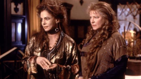 """Stockard Channing and Dianne Wiest as Aunt Frances and Aunt Jet in the 1998 film """"Practical Magic."""""""
