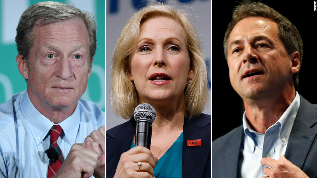 Ad spending surges as Democratic presidential candidates race to make debate cut