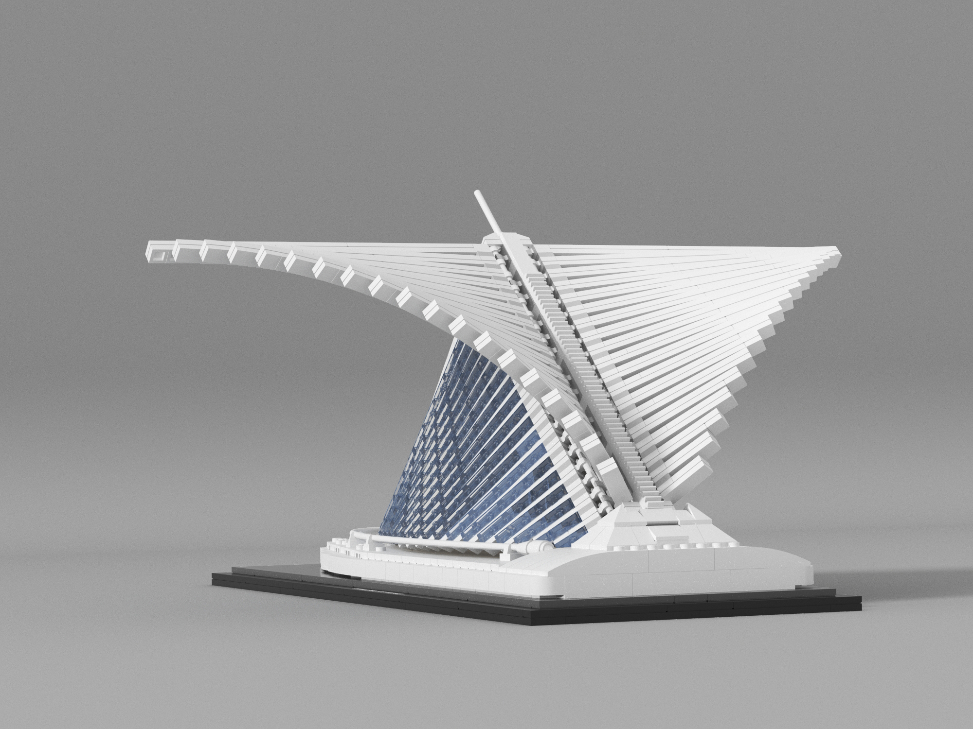 Lego architects and super-fans on creating the perfect ...