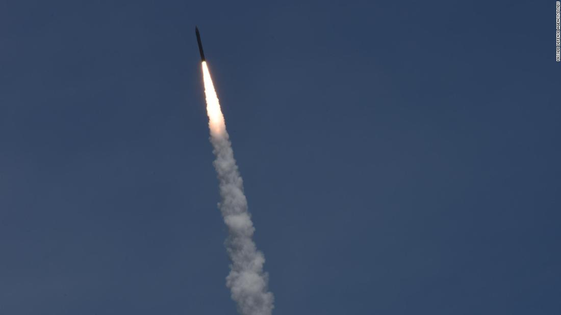 Pentagon kills contract for part of missile meant to hit ICBMs