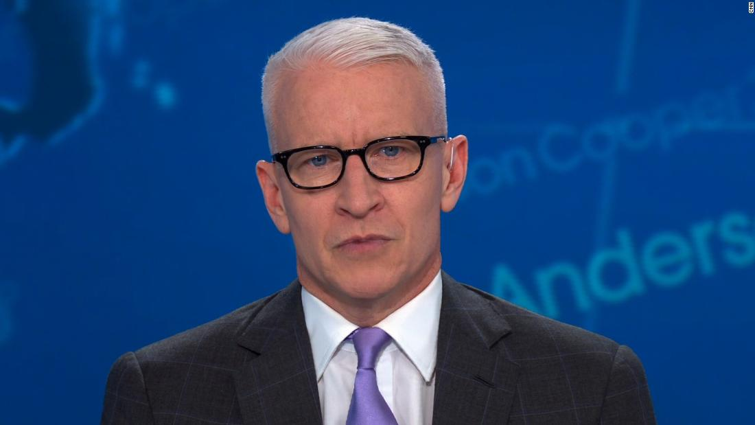 Cooper: Don't worry America, this is all part of the plan