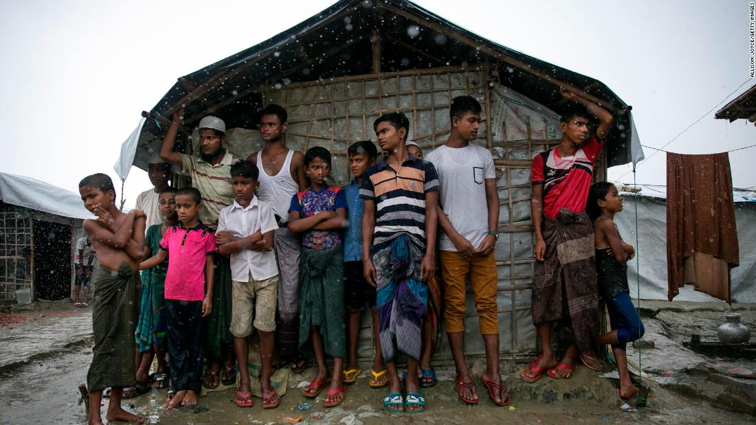 Rohingya say no to repatriations around anniversary of atrocities