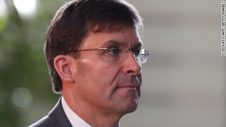 Defense Secretary Mark Esper: Al- Baghdad's death is a devastating blow to ISIS