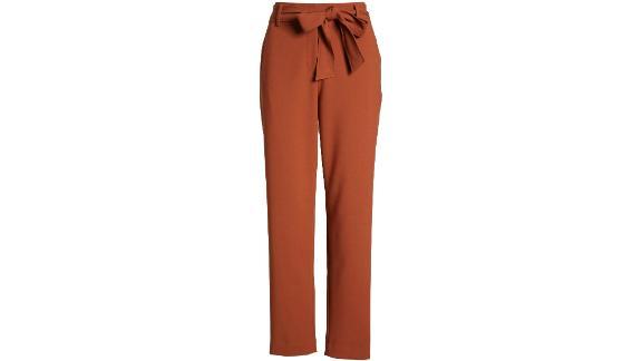 Halogen Tie Waist Twill Pants ($99; nordstrom.com)
