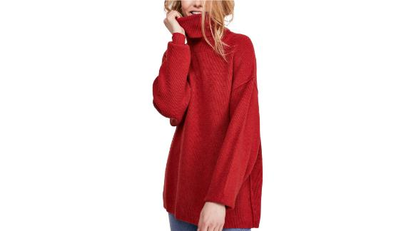 Free People Softly Structured Knit Tunic ($148; nordstrom.com)