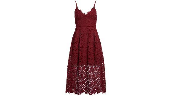 Astr The Label Lace Midi Dress ($89; nordstrom.com)