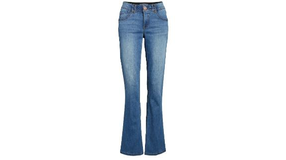 Wit & Wisdom Ab-solution Itty Bitty Bootcut Jeans ($78; nordstrom.com)
