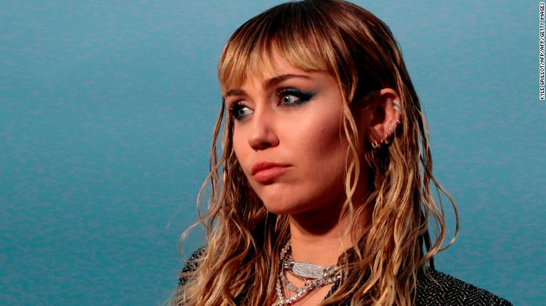 Miley Cyrus' 'Party in the U.S.A.' back on top after Biden win