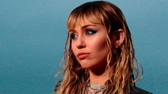Miley Cyrus brings words of encouragement for anyone going through a tough time this holiday season.