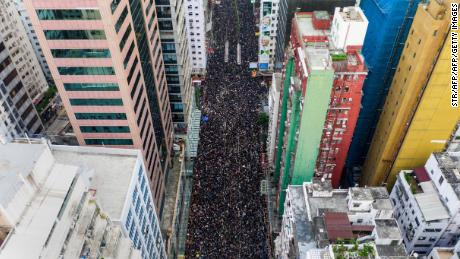 Hong Kong's summer of discontent is now longer than 2014's Umbrella Movement ... and isn't over yet