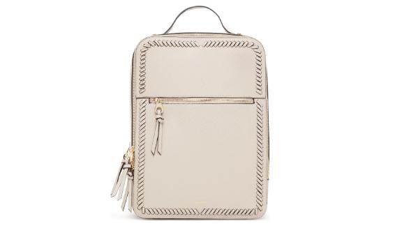 Calpak Kaya Faux Leather 15-Inch Laptop Backpack ($89; nordstrom.com)
