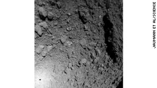 New images reveal Ryugu is an oddly dust-free asteroid