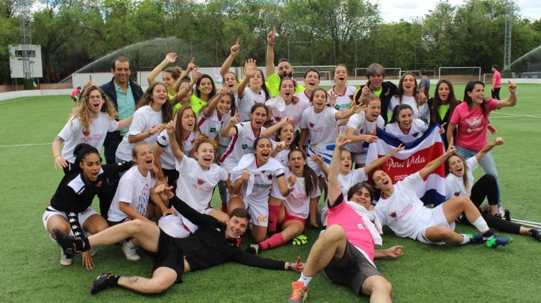 ผลการค้นหารูปภาพสำหรับ Real Madrid: The world's most valuable club now has a women's team