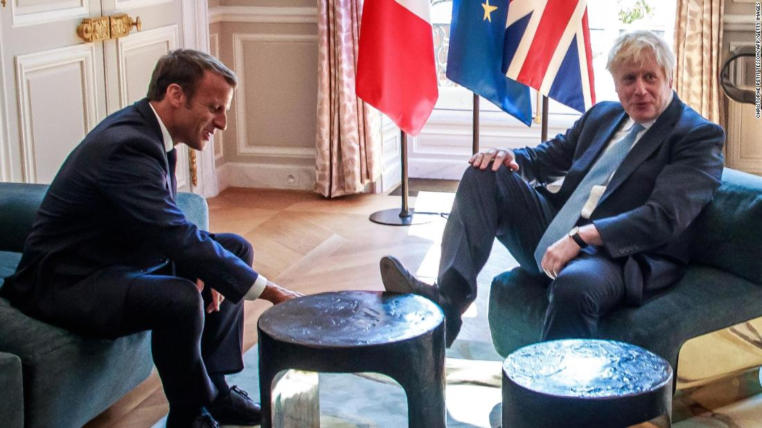 UK and France reheat one of the world's oldest rivalries at a risky time for both
