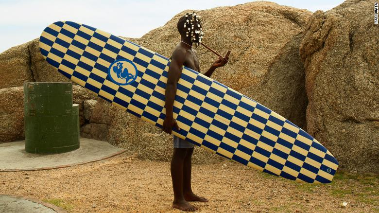 The surf company designs and produces its products in Africa.