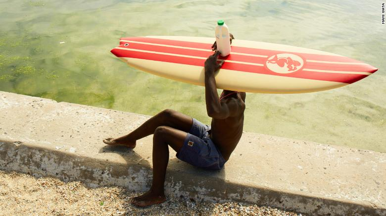 The African surf brand changing surfing stereotypes