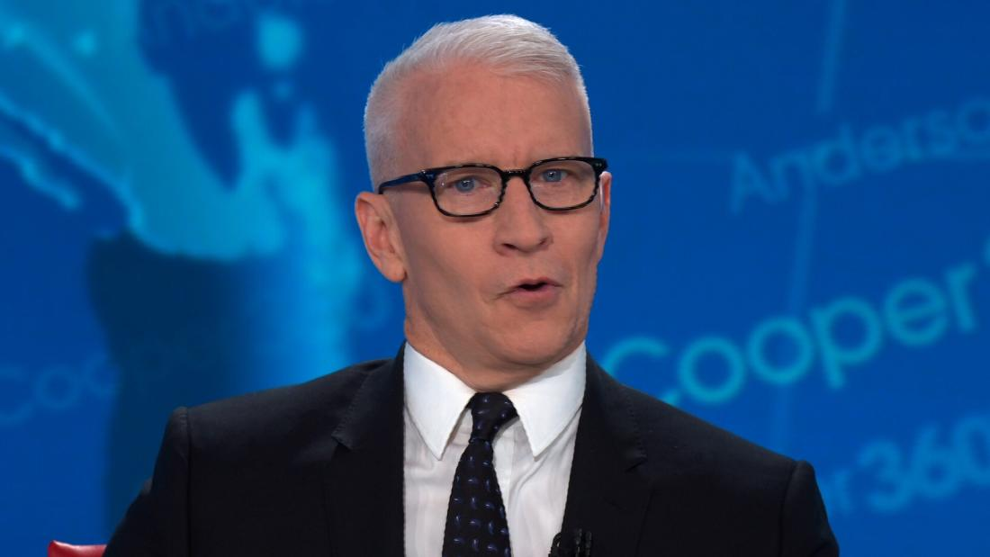Anderson Cooper on Trump's roller-coaster of contradictions: Buckle up - CNN Video
