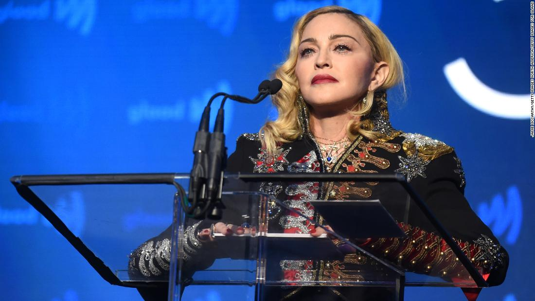Amazon fires: Madonna and Leonardo DiCaprio among celebrities to speak out - CNN