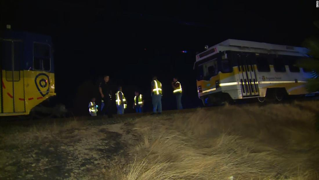 27 people were injured in an incident on a Sacramento train