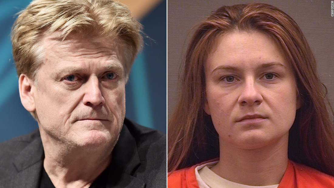 Overstock CEO: FBI asked me to pursue a romantic relationship with Maria Butina