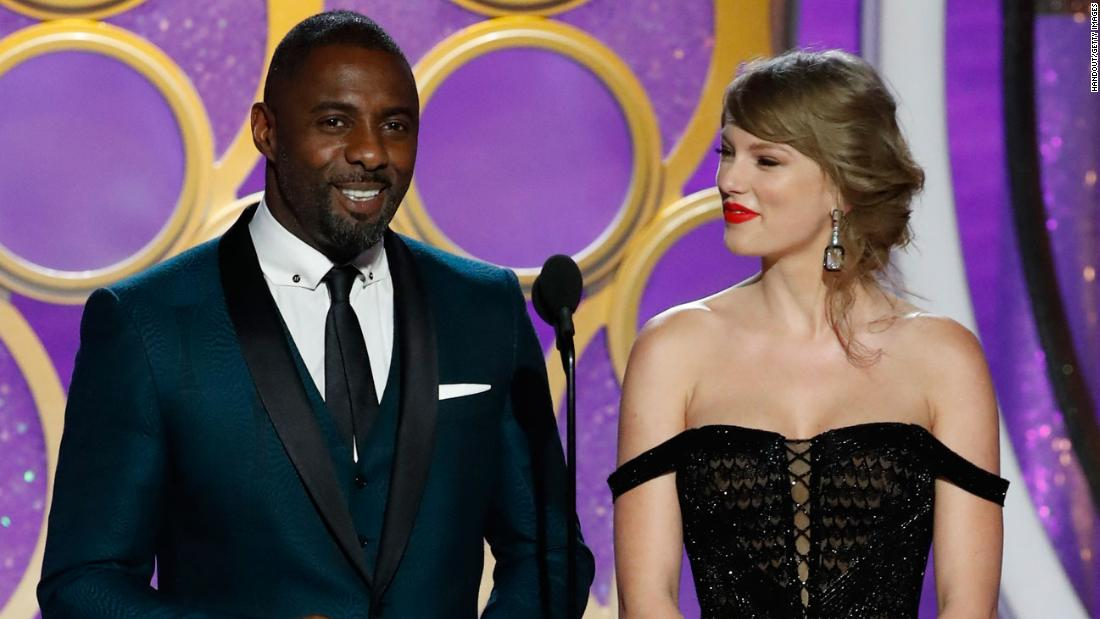 Image result for idris elba taylor swift