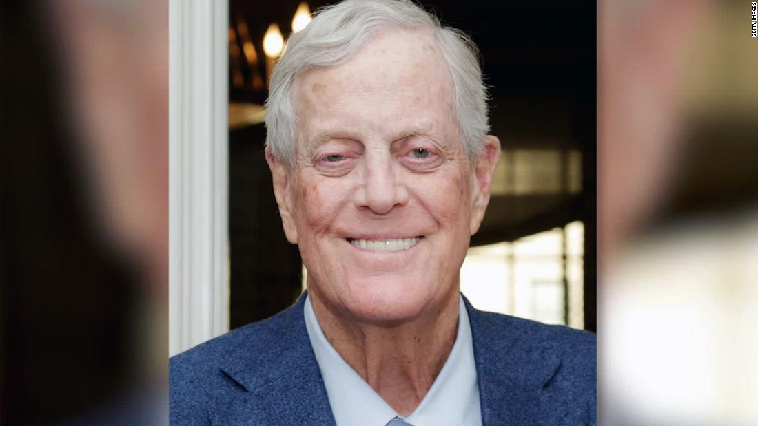 David Koch was known for his political influence. This is his business legacy