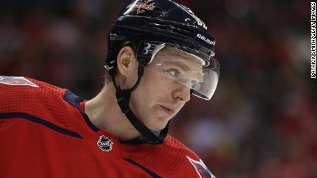 Evgeny Kuznetsov of the Washington Capitals has been suspended from international play for testing positive for cocaine.