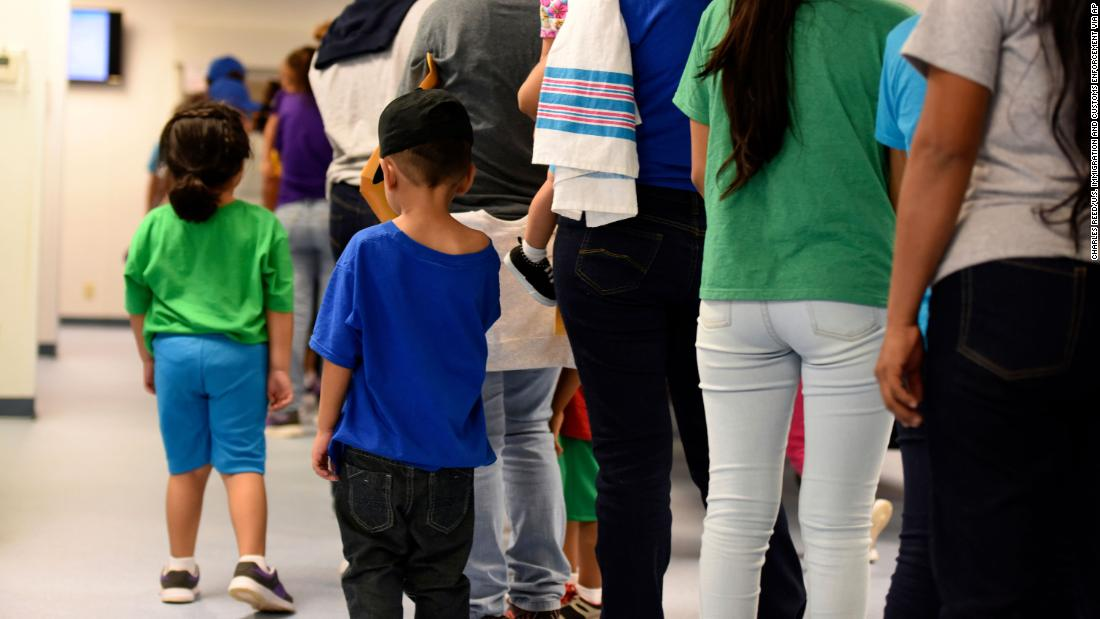 Watchdog details trauma experienced by separated migrant children