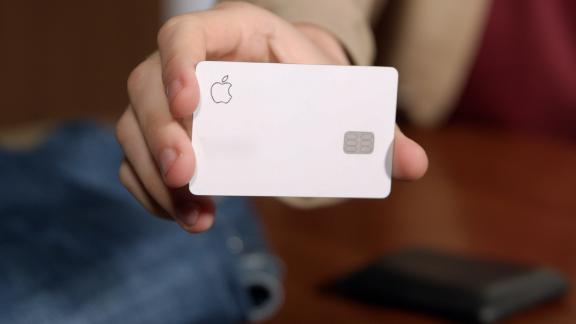 Image for Apple warns not to keep its credit card by leather. Or denim. Or loose change.