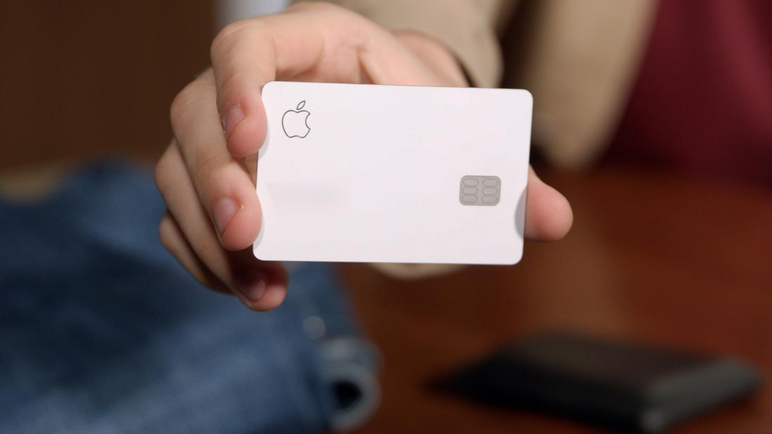 We did what Apple told us not to with the Apple Card
