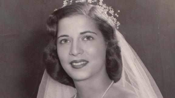 Ginsburg and her husband married in June 1954. She was 21 at the time.