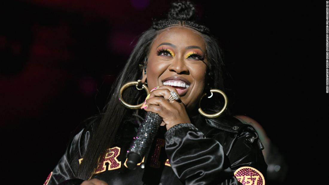 How Missy Elliott became a 4-time Grammy winner