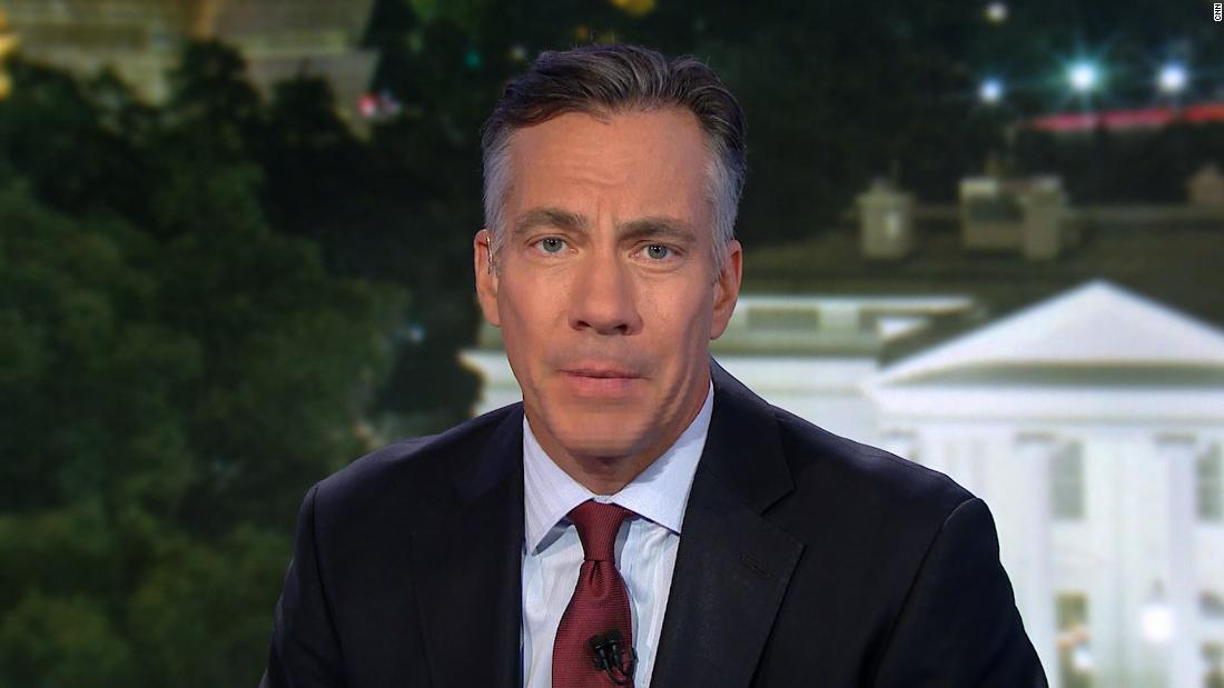 Sciutto: Trump joked as the market went down the tubes