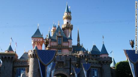 A construction worker was killed on Disneyland property Thursday.
