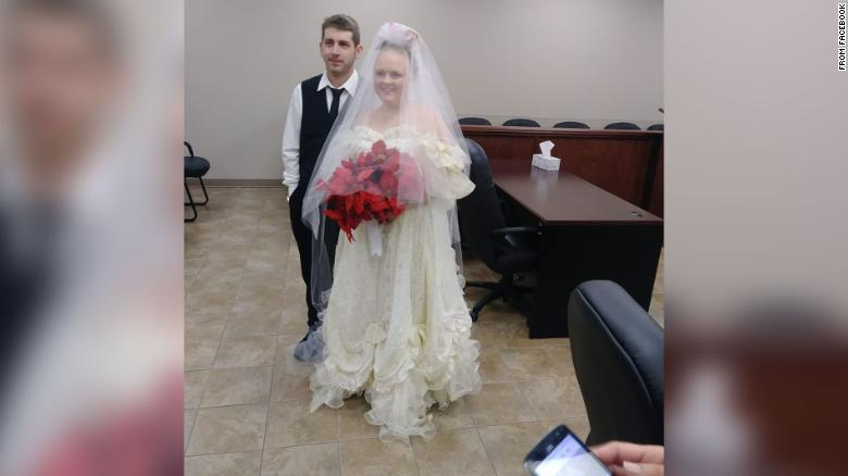 Image result for Young couple dies in collision leaving their wedding ceremony